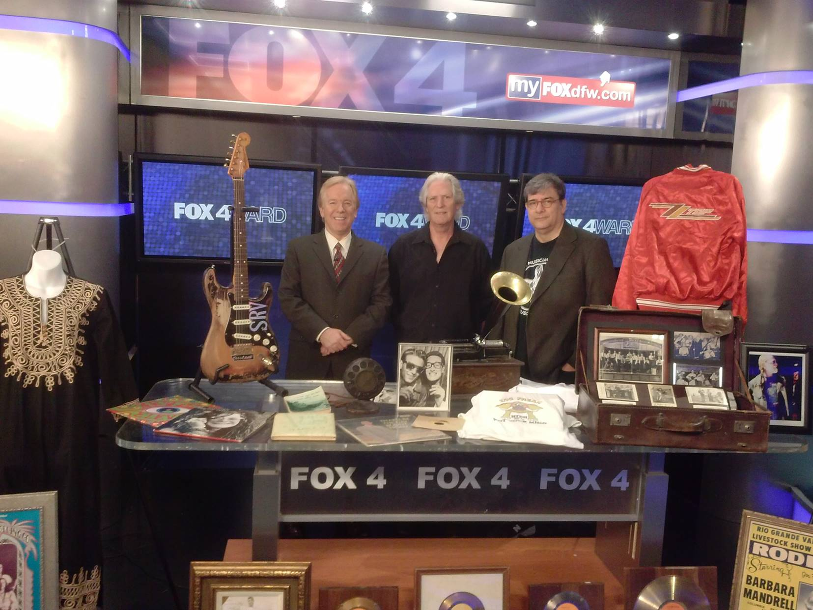 Our very own Director/Founder, Thomas Kreason on the 9 PM Fox4 News with Dan Godwin
