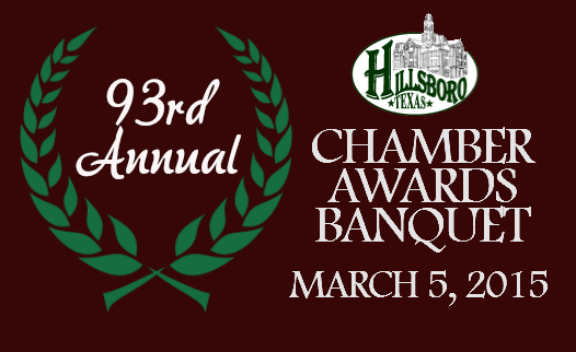 93rd Annual Chamber Awards Banquet Nomination Request