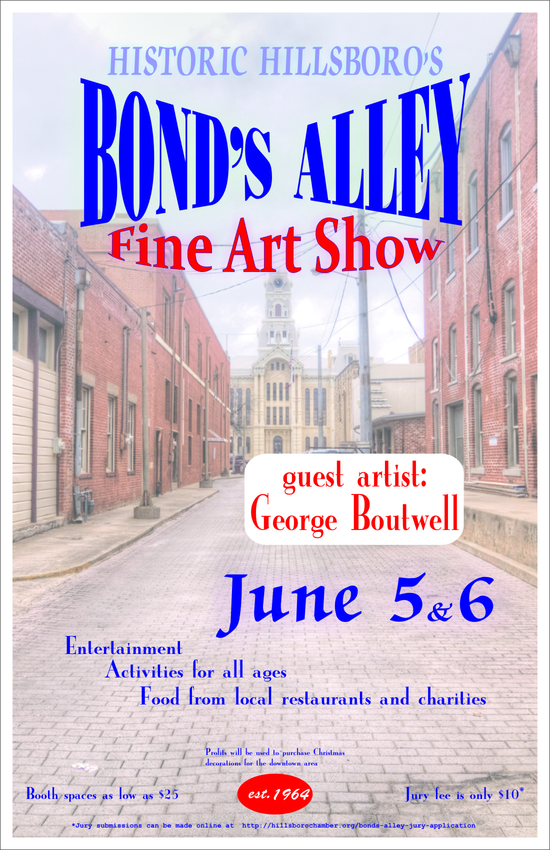 Hillsboro's New Bonds Alley Art Festival