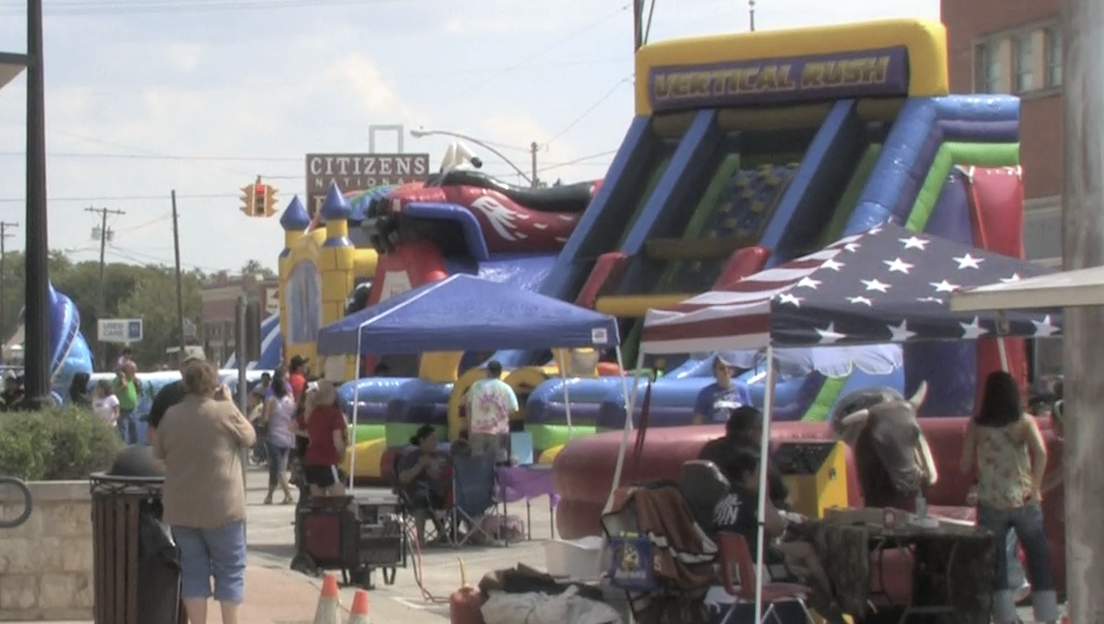 2015 Cotton Pickin' Fair, Carnival and Rodeo – September 25, 26, 27
