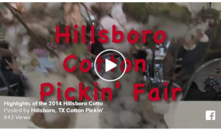 Highlights of the 2014 Hillsboro Cotton Pickin' Fair