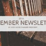 December Chamber of Commerce Newsletter 12.13.16