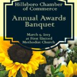 Chamber Banquet – March 9 – Date Change