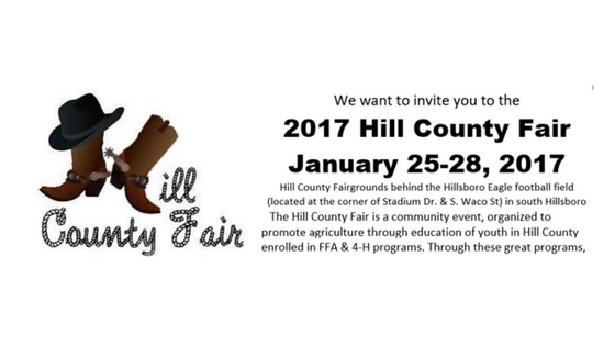 Hill County Fair