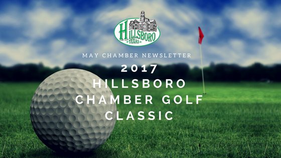 MAY CHAMBER OF COMMERCE NEWSLETTER