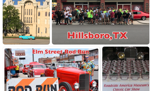 Tuesday Times: Rod Run Saturday June 24th